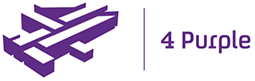 4Purple logo